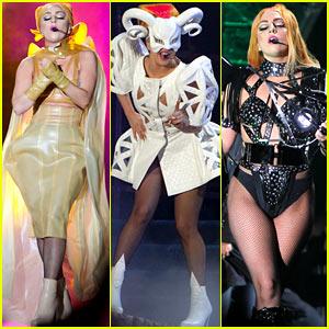 Lady Gaga: Born This Way Ball in Perth!