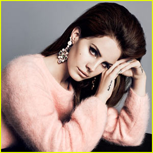 Lana Del Rey: H&M's New Face!