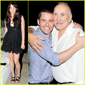Liv Tyler & James Marsden: 'Robot & Frank' Screening!