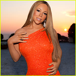 Mariah Carey: 'American Idol' Promo Pic!