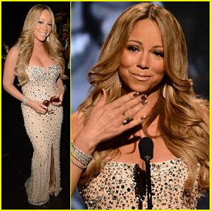 Mariah Carey: Whitney Houston Tribute at BET Awards