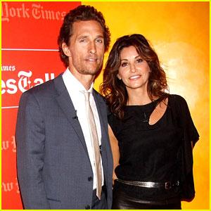 Matthew McConaughey Talks 'Killer Joe!'