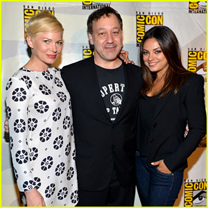 Michelle Williams & Mila Kunis Bring 'Oz' to Comic-Con!
