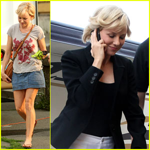 Naomi Watts Continues Work as Princess Diana!