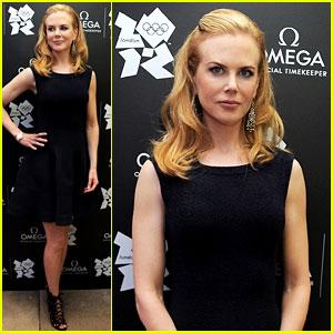 Nicole Kidman: Omega House Opening with Keith Urban!