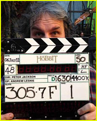 Peter Jackson's 'The Hobbit' Wraps Production!