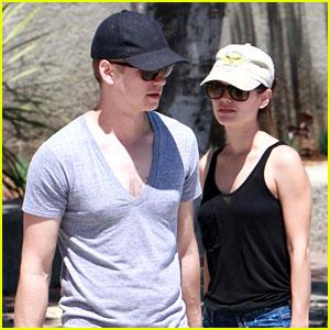 Hayden Christensen & Rachel Bilson: Pasadena Pair!