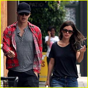 Rachel Bilson & Hayden Christensen: Studio City Couple!