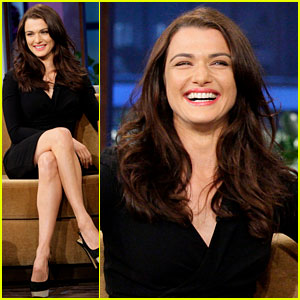 Rachel Weisz: 'Tonight Show with Jay Leno' Appearance!