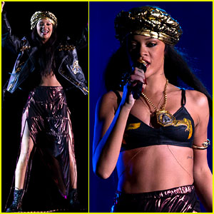 Rihanna: Peace & Love Festival in Sweden!