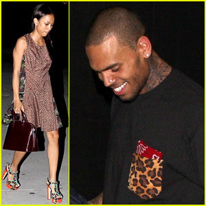 Rihanna's Dad: 'Chris Brown Has Matured a Lot'