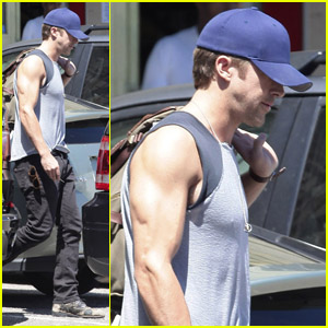 Ryan Gosling: Fitness Factory Gym Time!