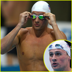 Ryan Lochte: Freestyle Qualifier!