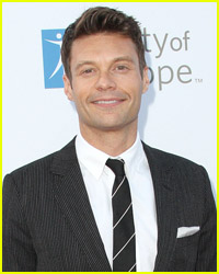 Ryan Seacrest is At the Olympics!