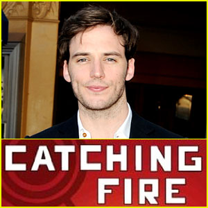 Sam Claflin: Finnick Odair in 'Hunger Games: Catching Fire'?