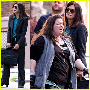Melissa McCarthy Films 'The Heat' After Emmy Nomination