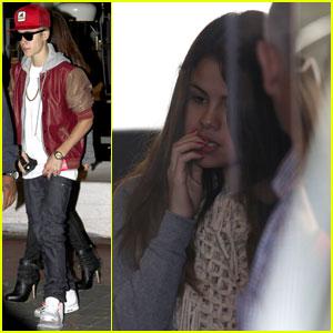 Justin Bieber & Selena Gomez: St. Kilda Bar Dinner Date!