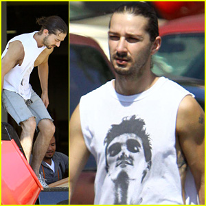 Shia LaBeouf: Home Depot Man!