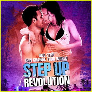 'Step Up Revolution' - Exclusive Flash Mob Dance Clip!