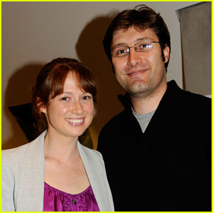 The Office's Ellie Kemper: Married to Michael Koman ...