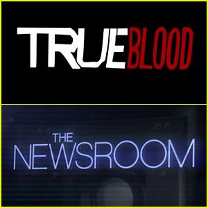 'True Blood' & 'Newsroom' Renewed for Upcoming Seasons!