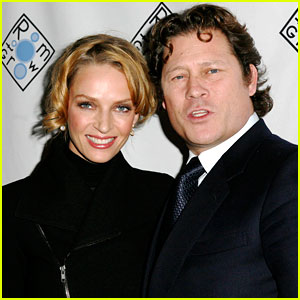 Uma Thurman Welcomes Baby Girl!