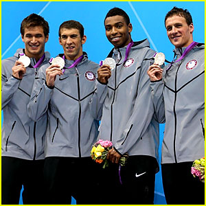usa men swim team 2012