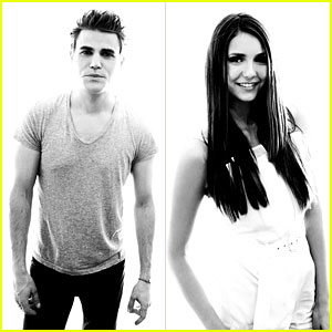 'Vampire Diaries' Cast Portraits at Comic-Con - Exclusive!