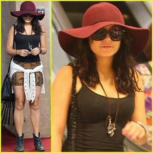 Vanessa Hudgens: 'I'm Addicted to Changing My Hair!'