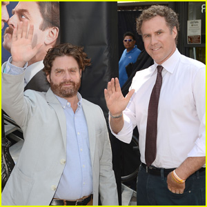 Will Ferrell & Zach Galifianakis: On 'The Campaign' Trail!