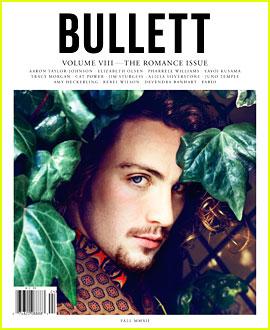 Aaron Taylor-Johnson Covers 'Bullett' Magazine - Exclusive!