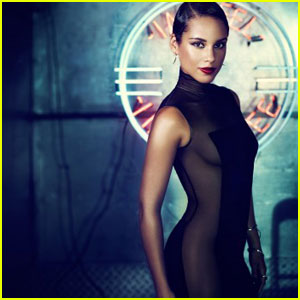 'Girl On Fire': Alicia Keys' New Album!