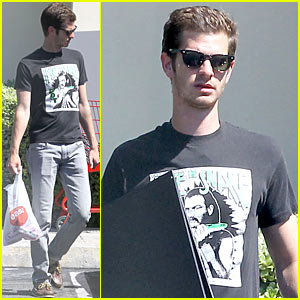 Andrew Garfield is Jake the Snake