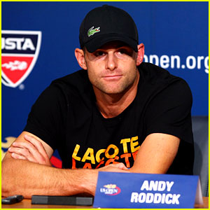 Andy Roddick Retiring from Tennis After U.S. Open
