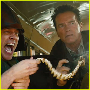 Arnold Schwarzenegger: 'The Last Stand' Trailer