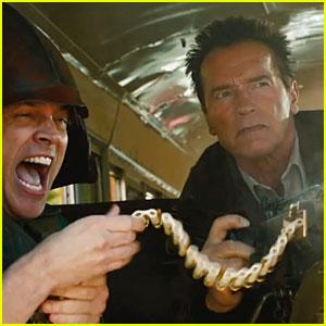 Arnold Schwarzenegger: 'The Last Stand' Trailer