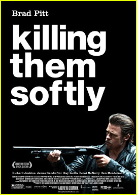 Brad Pitt: 'Killing Them Softly' Poster!