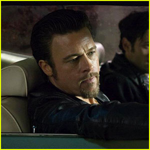 Brad Pitt: 'Killing Them Softly' Trailer!