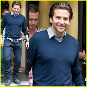 Bradley Cooper: 'Good Day' Appearance