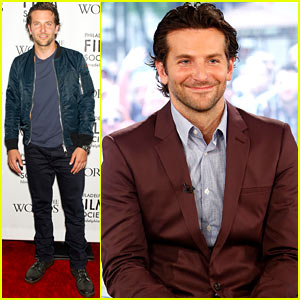 Bradley Cooper: 'The Words' Philadelphia Premiere!