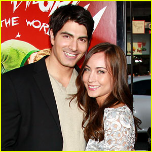 Brandon Routh & Courtney Ford Welcome Baby Boy!