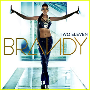 Brandy: 'Two Eleven' Album Cover Art Revealed!