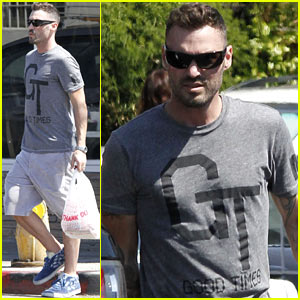 Brian Austin Green: 'Good Times' in Los Feliz!