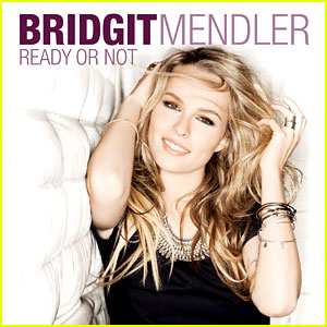 Bridgit Mendler's 'Ready Or Not': JJ Music Monday!