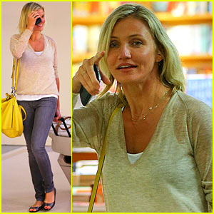 Cameron Diaz: 40th Birthday This Coming Week!