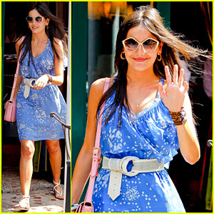 Camilla Belle: Sant Ambroeus Lunch with Douglas Chabbott!