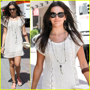 Camilla Belle: Shopping Sweetie!