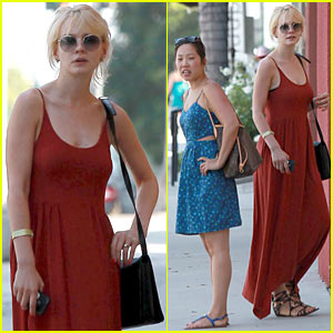 Carey Mulligan: Cuvee with Jessica Kolstad!