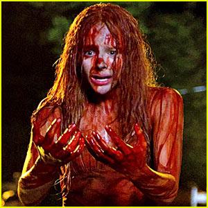 "Chloe Moretz in ""Carrie"""