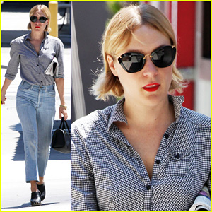 Chloe Sevigny: Hugo's Cafe Lady!